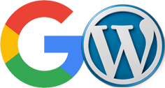 google wordpress