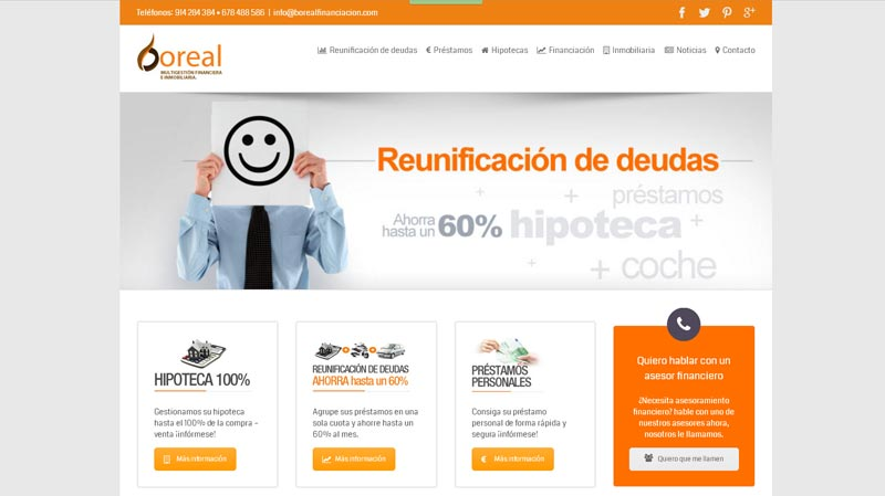 boreal financiacion