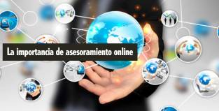 La importancia del asesoramiento online