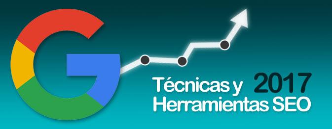 Técnicas y herramientas SEO para 2017