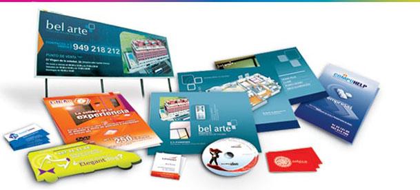 publicidad empresas | dípticos, folletos, logotipos, tarjetas de visita...