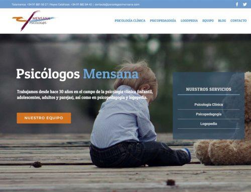 Psicólogos Mensana