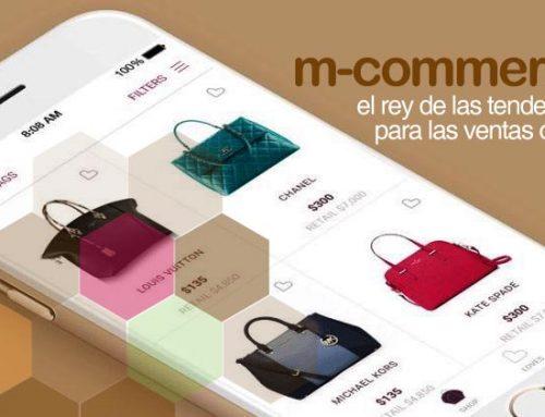 m-commerce el rey de las tendencias para las ventas online