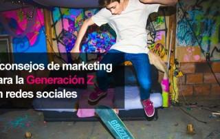Marketing Generación Z