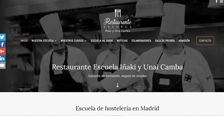 Restaurante Escuela Camba
