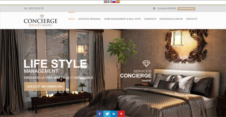 Concierge Madrid