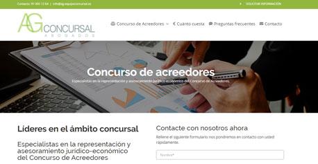 AG Concursal