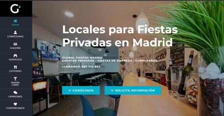 Global fiestas Madrid